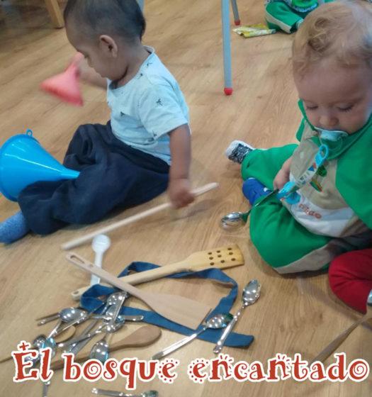 Escuela Infantil guardería en Madrid orcasitas