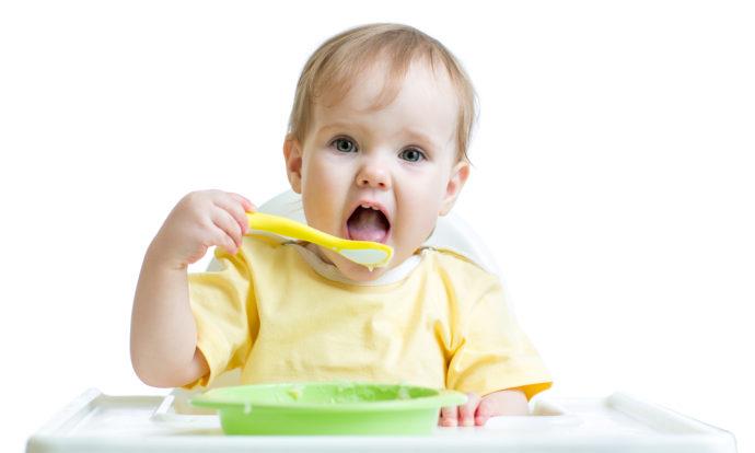 menu equilibrado para niños de 0 a 3 años
