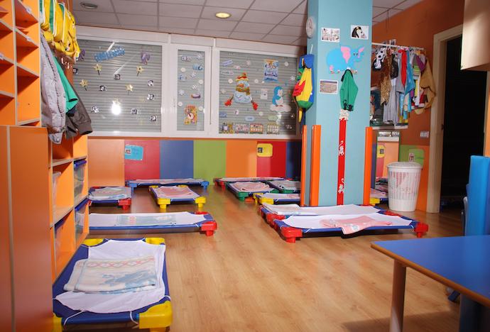 Escuela infantil el bosque encantado inicio for Decoracion de espacios de aprendizaje