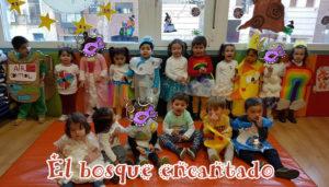 fiesta carnaval madrid usera educacion infantil