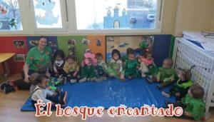 fiesta disfraces carnaval escuela infantil usera