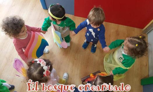 fiesta disfraces infantil carnaval madrid usera