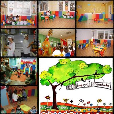 Escuela Infantil El Bosque Encantado
