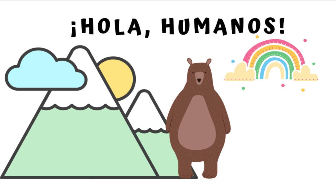 Cuento oso salir aire libre 26 abril