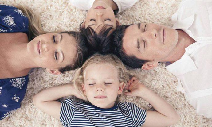 Taller Relajación en Familia - Escuela Infantil Madrid - El Bosque Encantado